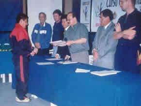 edgard camargo capacitacion mexico taekwondo