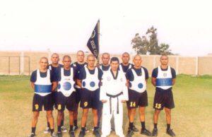 edgard camargo instructor escuadrón anfibio ejercito peruano