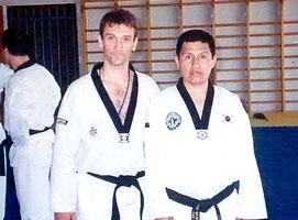 edgar y el campeón mundial